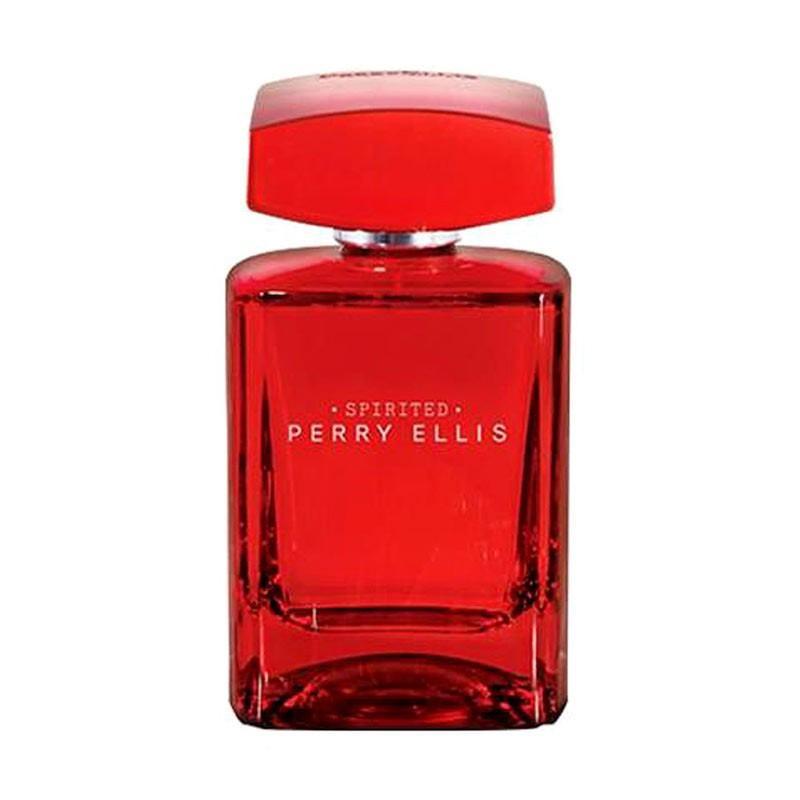 Perry Ellis Spirited EDT Parfum Pria [100 mL]