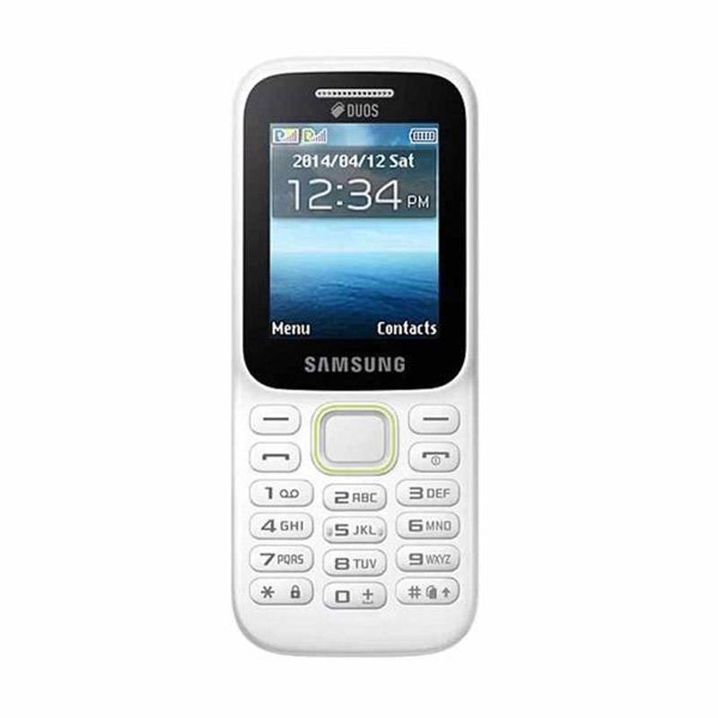 Samsung Piton B310 Handphone - White GARANSI RESMI SEIN