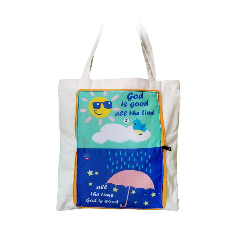 harga Amore Patris Kado Natal God is Good Totebag Blibli.com