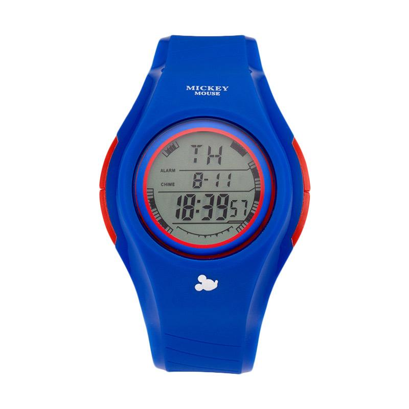 Disney MS15001-L2 Mickey Sports Jam Tangan Anak - Biru