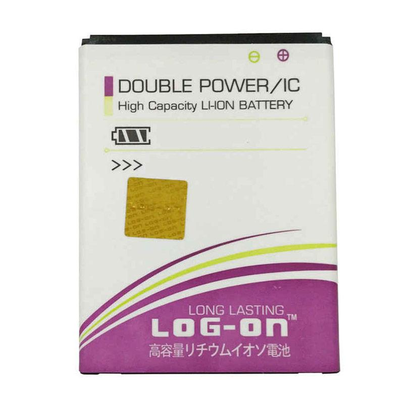 harga Log On Double Power Baterai for Lenovo A6000 [4000 mAh] Blibli.com