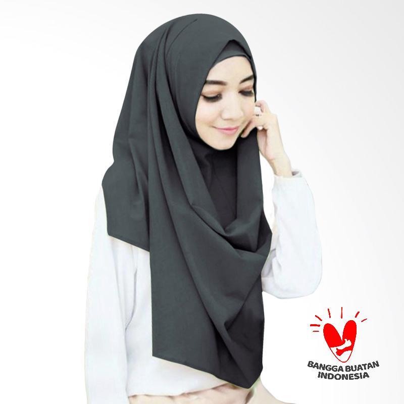 Milyarda Hijab Sella Pashmina Instant - Black