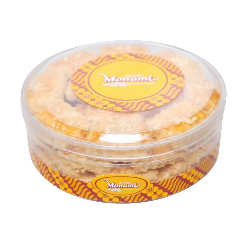 Monami Bakery Kastengel Kue Kering [Toples Kecil]
