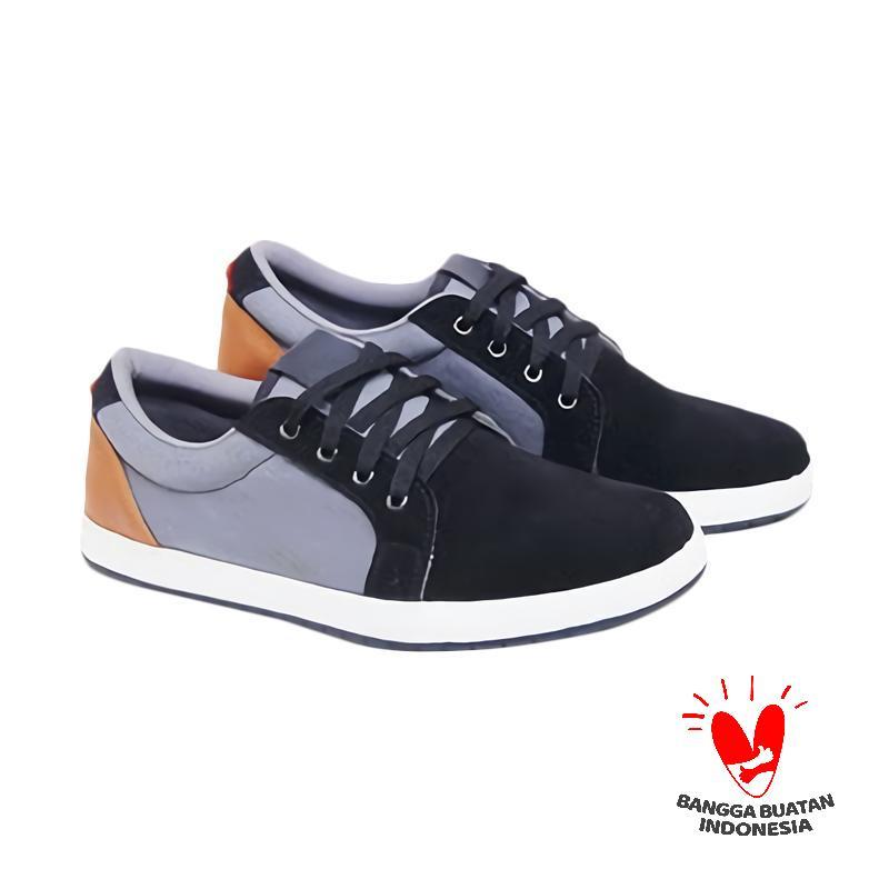 Spiccato SP 560.01 Casual Sepatu Pria - Multicolor