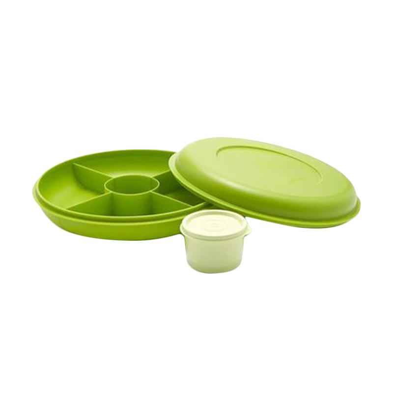 harga Tupperware Serving Center - Hijau [Small] Blibli.com