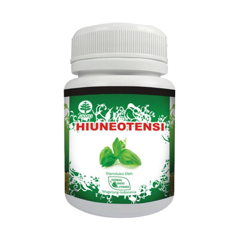 Herbal Indo Utama HiuNeotensi Suplemen [60 kapsul]