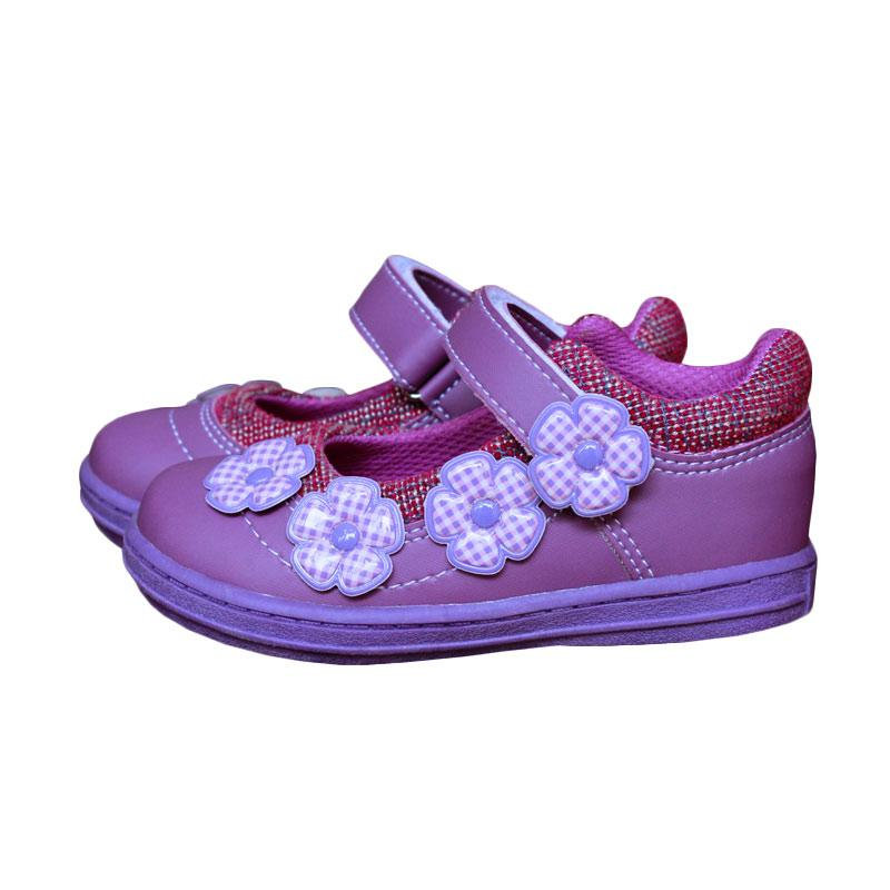 Kipper Type Shela Sepatu Anak Perempuan - Ungu