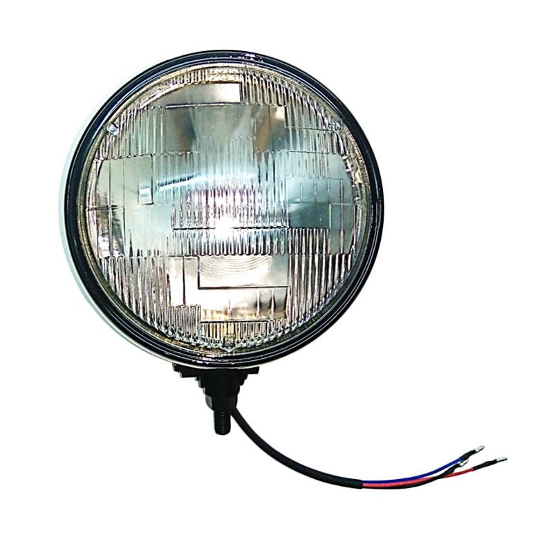 harga B-Rock Headlight Adonis Clear Lampu Depan Motor - Black Blibli.com