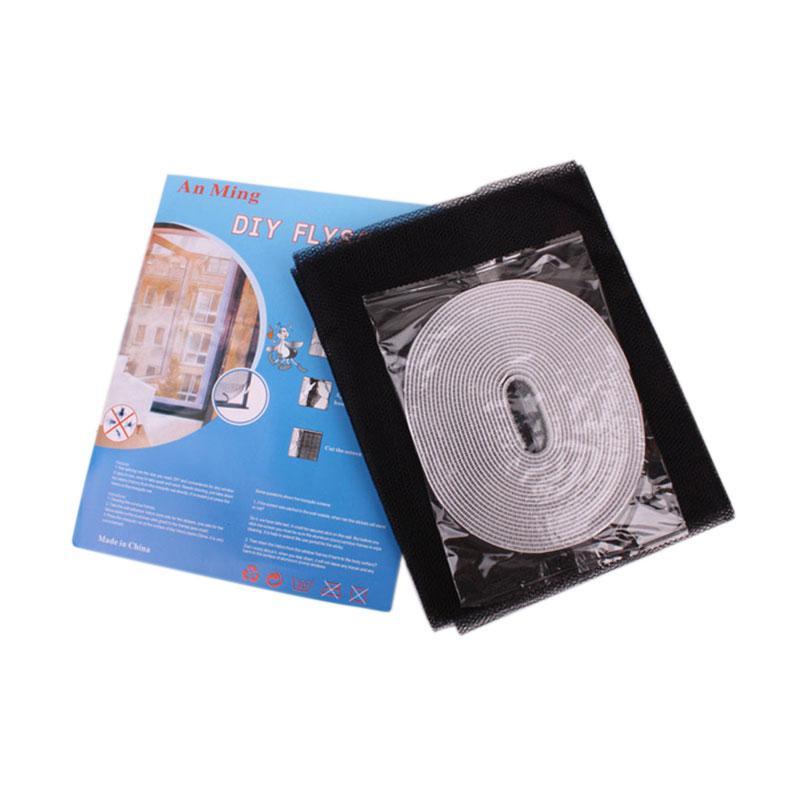 harga CCC Flyscreen DIY Magnet Kawat Anti Nyamuk Tirai Jendela Blibli.com