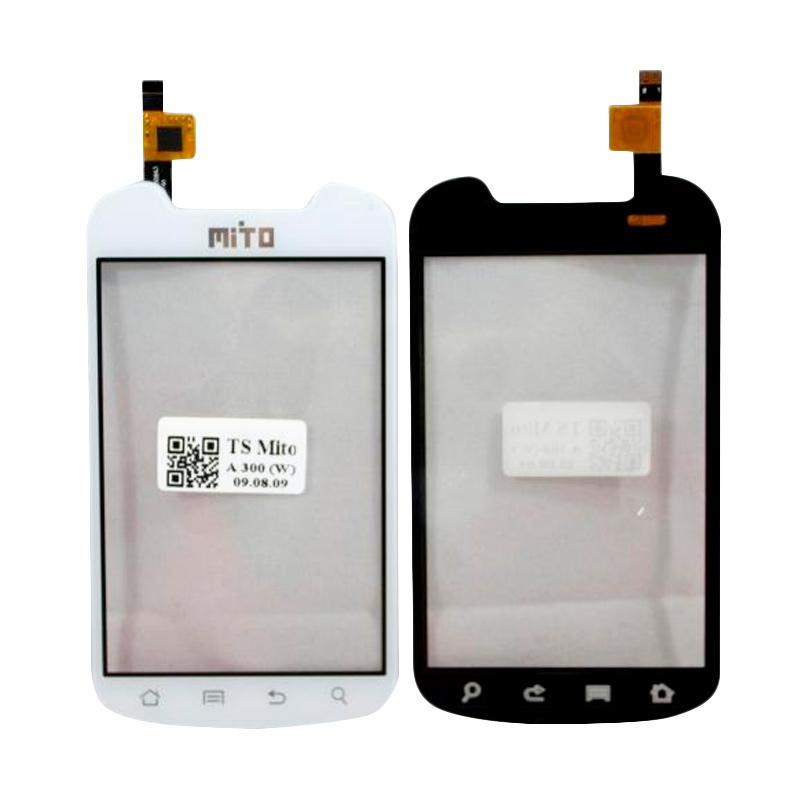Life Future Touchscreen for MITO A300 - White