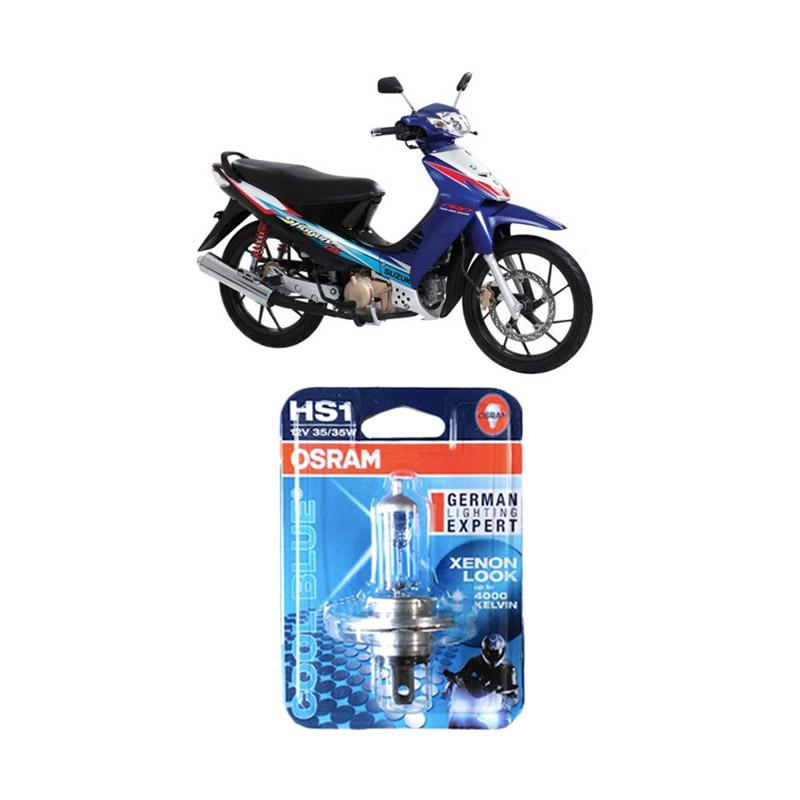 harga Osram HS1 Bohlam Lampu Depan Motor for Suzuki Shogun 125 HS1 [12 V-35/35 W] 64185CB Blibli.com