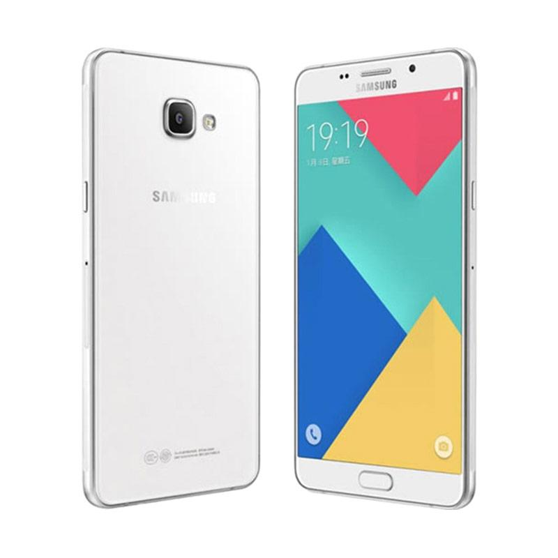harga Samsung Galaxy A9 Pro 2016 Smartphone - White [32 GB/4 GB] Blibli.com