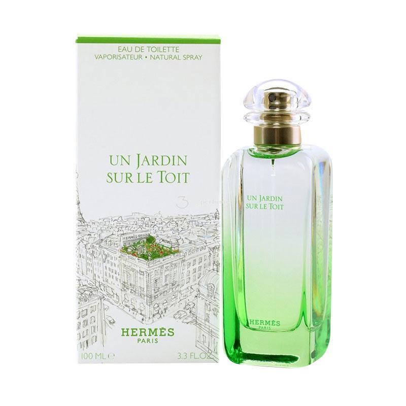 Hermes Un Jardin Sur Le Toit For Unisex EDT [100 mL]