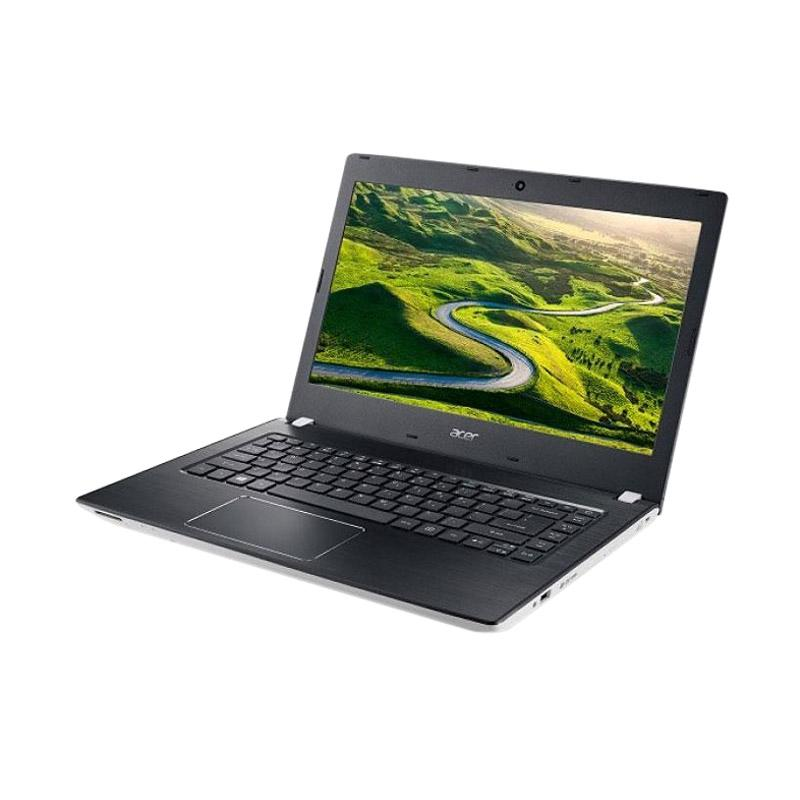 Spesifikasi Acer Aspire E5-475-30U2 Notebook - Grey [14 inch/i3-6006U/4 GB/1 TB/Endless] Harga murah Rp 5,399,000. Beli & dapatkan diskonnya.