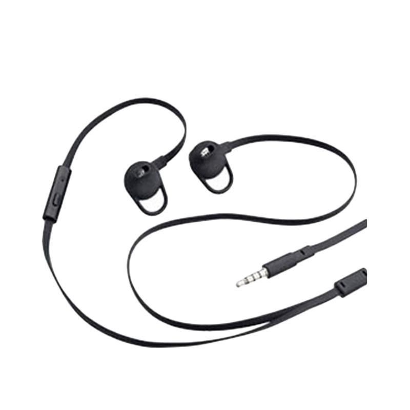 Blackberry ACC-52931-001 Handsfree Headset Setereo for Q5 Q10 Z10 Z30 BB10- Black Original