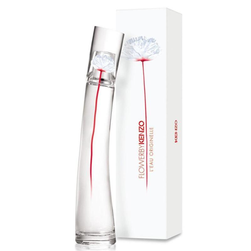 KENZO Flower L'eau Originelle Eau de Toilette Parfum Wanita [100 mL]