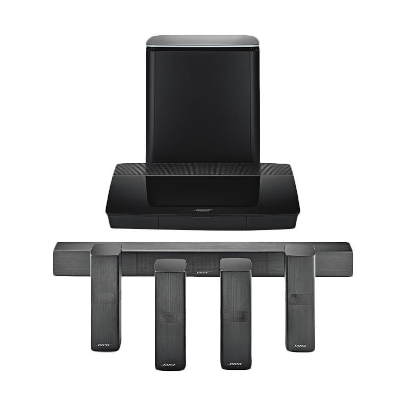 Bose Lifestyle 650 Home Entertainment System - Black