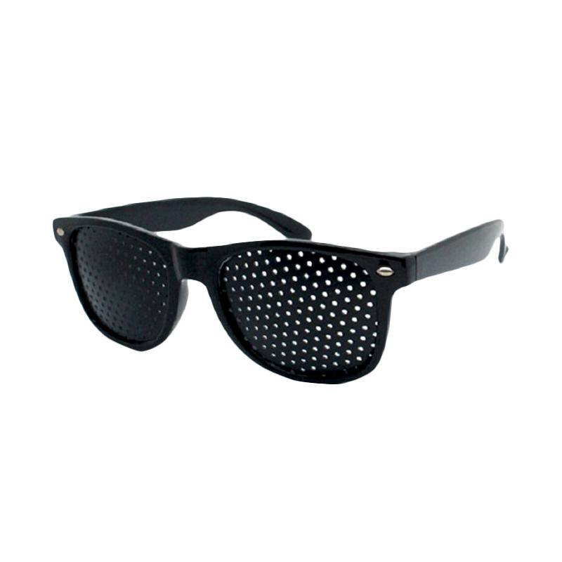 Diigimart Kacamata Terapi Pinhole Alat Kesehatan