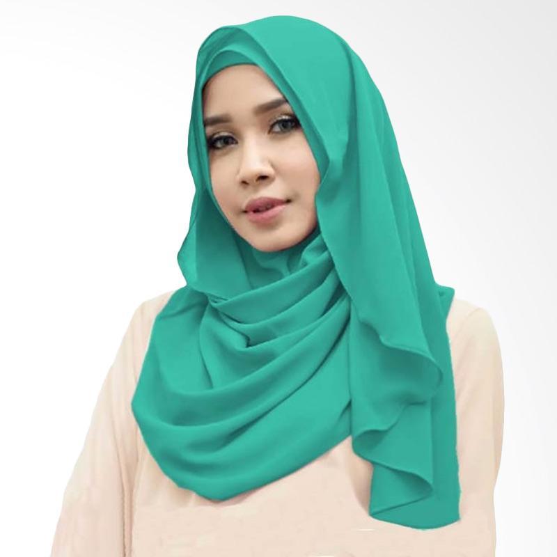 Kus Group Orchid Hijab Instant - Hijau Tosca