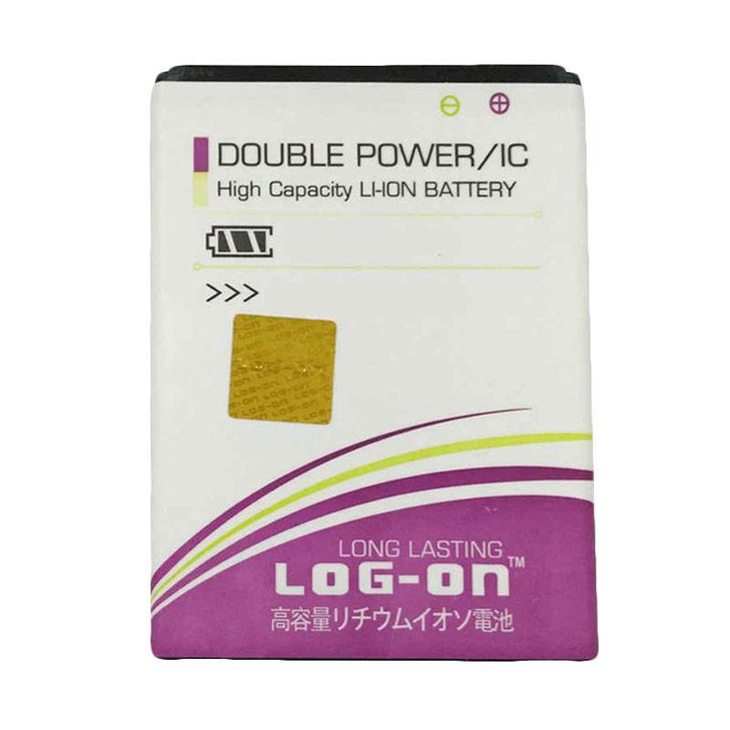 Log On Double Power Batterai for Lenovo A536 [4000 mAh]