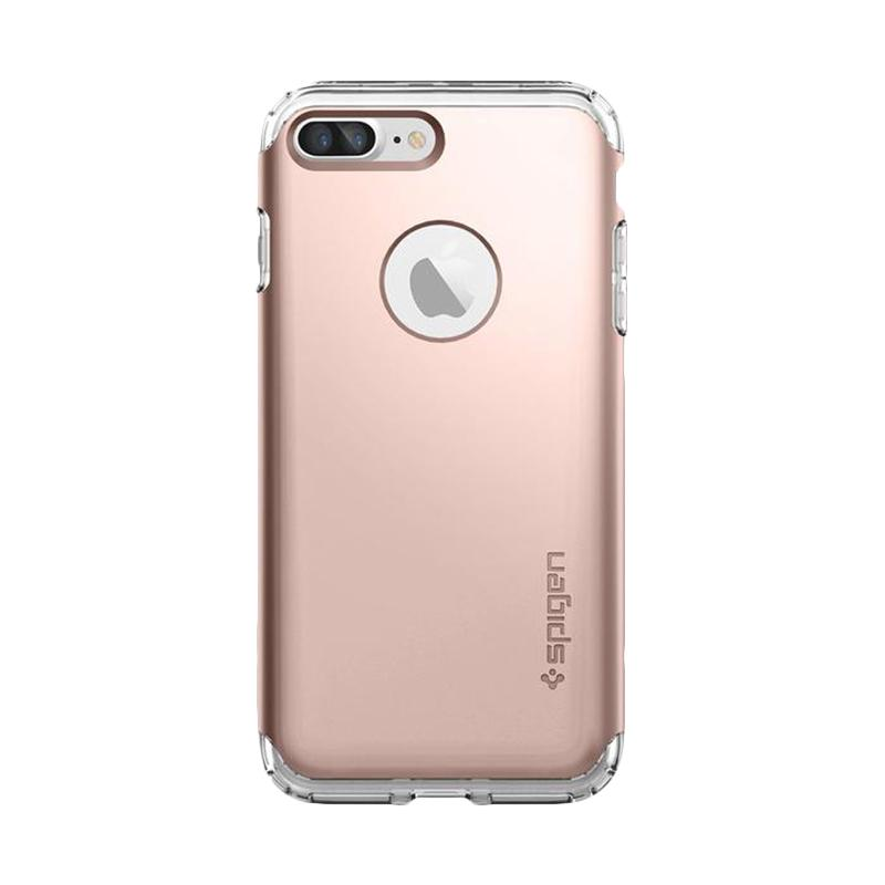 Spigen Hybrid Armor Casing for iPhone 7 Plus - Rose Gold