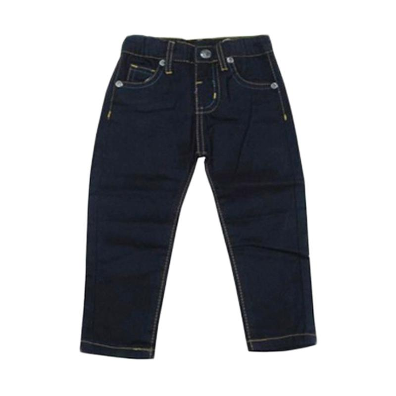 Wonderland Jeans Anak Panjang B Celana Anak - Hitam