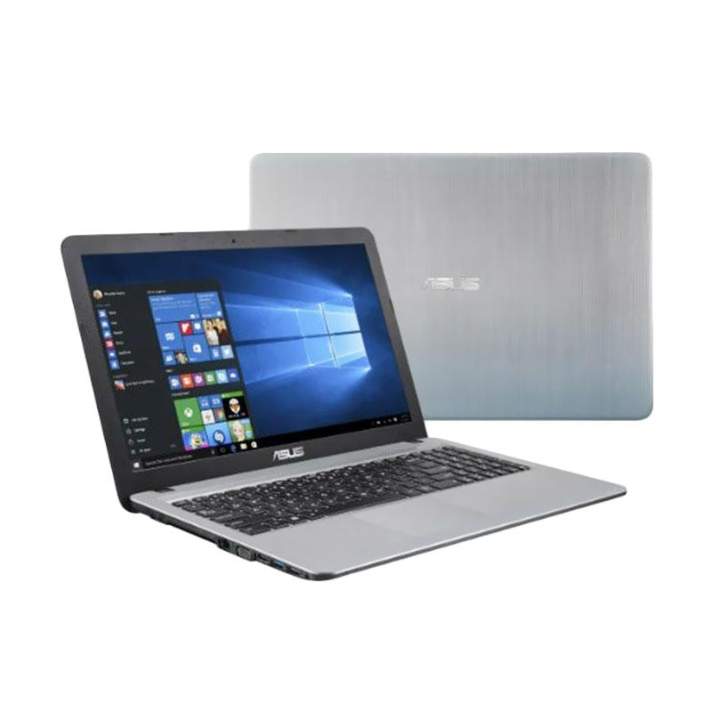 Asus X441UA-WX096T Notebook - Silver [14 Inch/i3-6006U/4GB/Win 10]