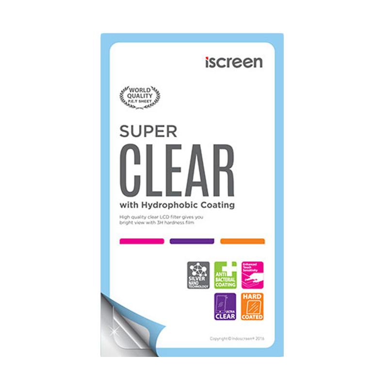Indoscreen iScreen Anti Gores Screen Protector for Vivo Y15 - Clear