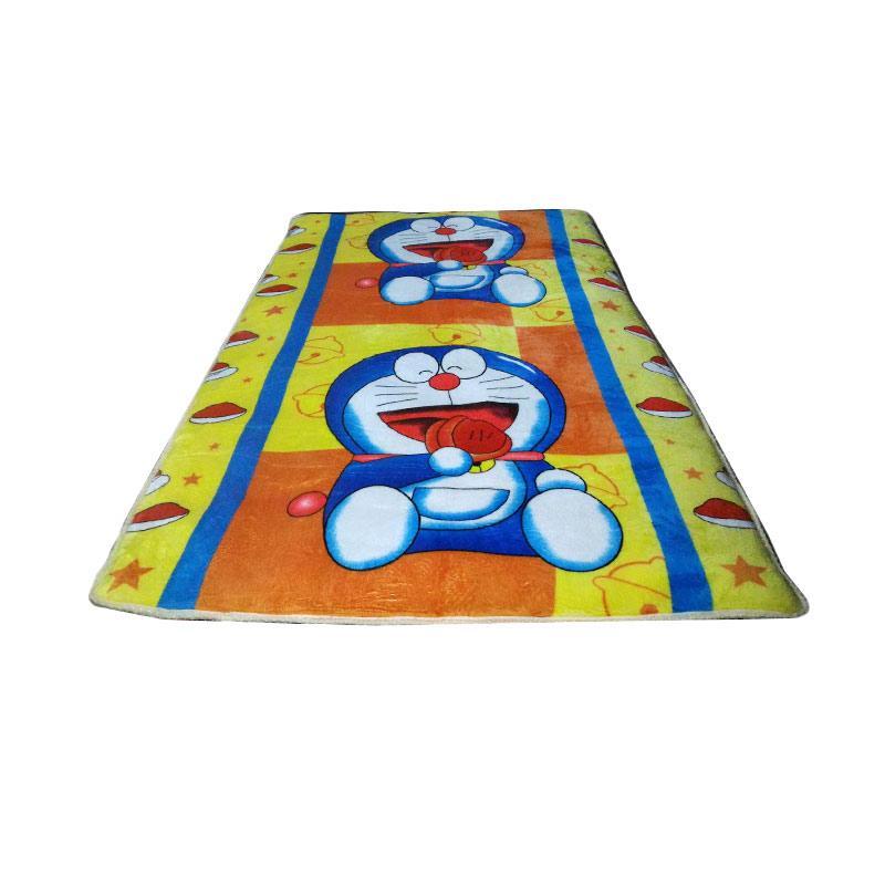 Rainbow Karakter Doraemon Kasur Lipat [200 x 150 x 8 cm]