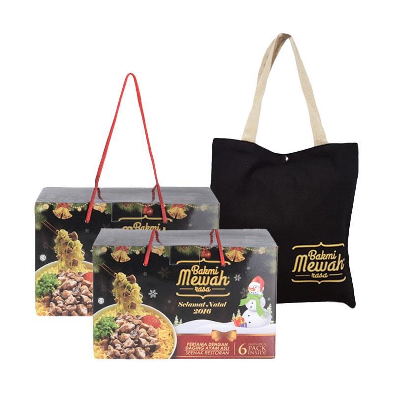 Bakmi Mewah Giftbox Edition [2 paket] + free Tote Bag