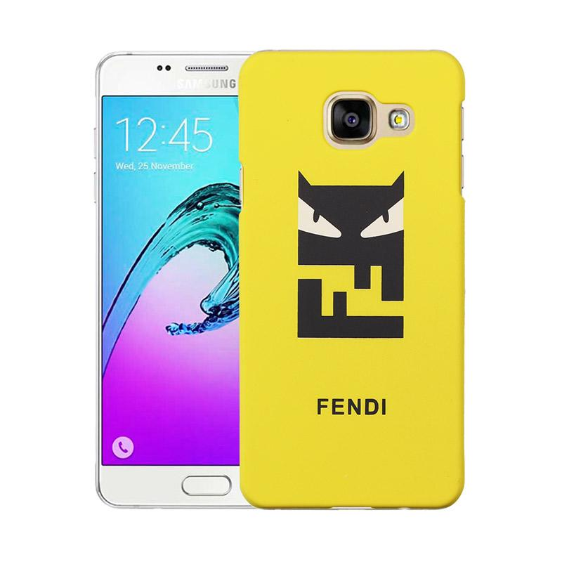 Fendi Givenchy C101 Hardcase Casing for Samsung Galaxy A310
