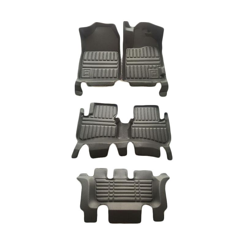 Frontier Set Karpet Mobil for Honda BRV - Black