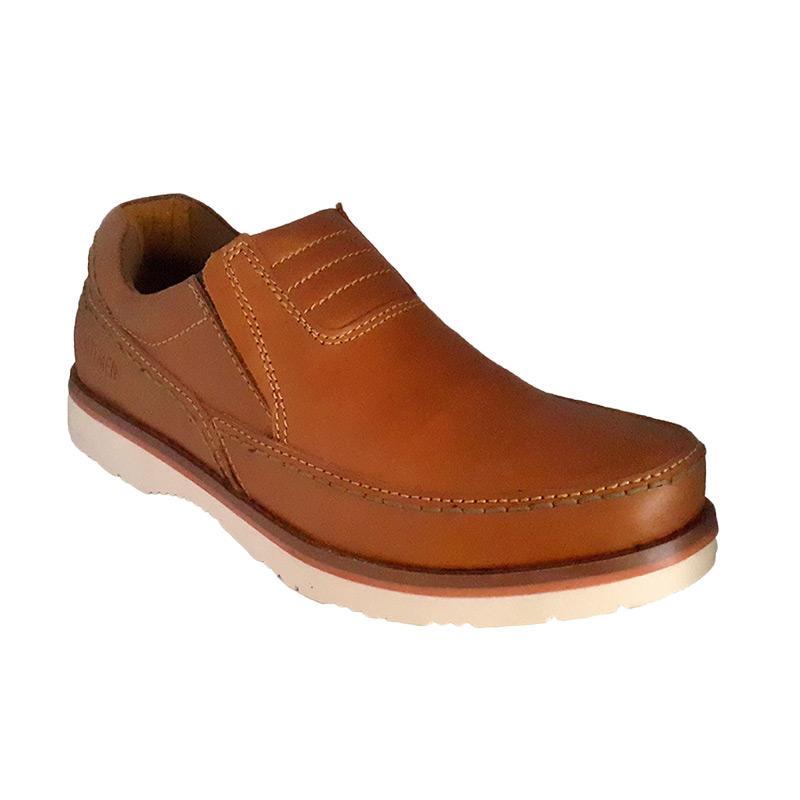 Handymen Formal Loafer CHS 08 Sepatu Pria - Tan