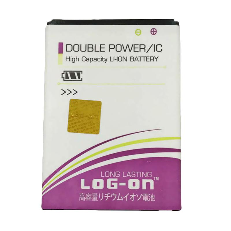 Log On Double Power Battery for Lenovo A708 [4000 mAh]