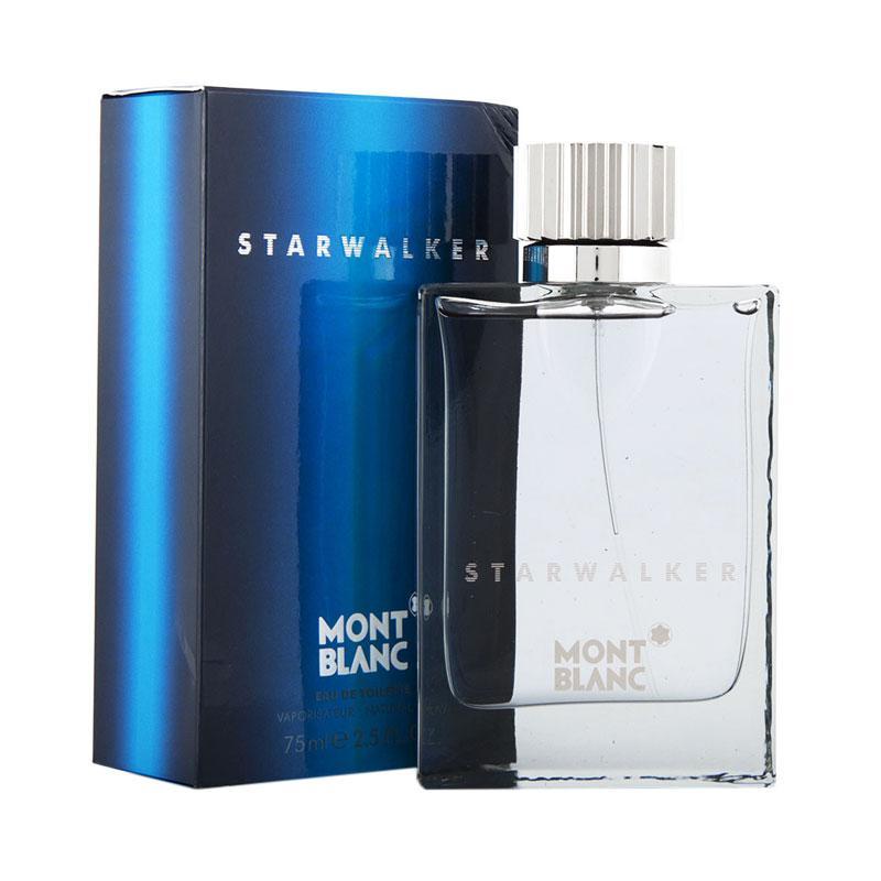 harga Mont Blanc Starwalker EDT Man Parfum Pria [75 mL] Blibli.com