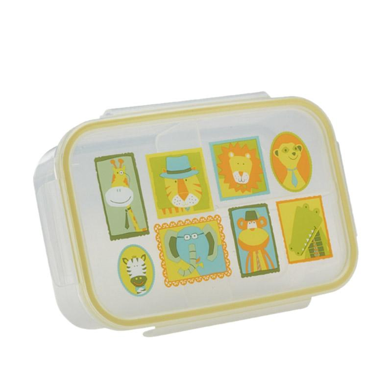 Sugar Boogar Gopd Animal Lunch Box - Yellow
