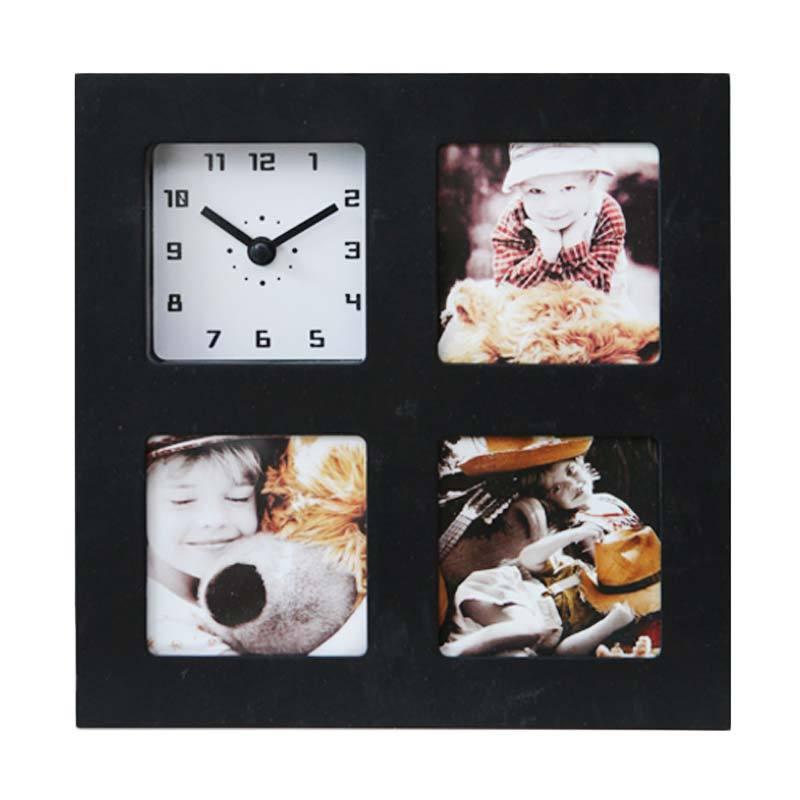 The Olive House EG6407 Jam Photo Frame - Black