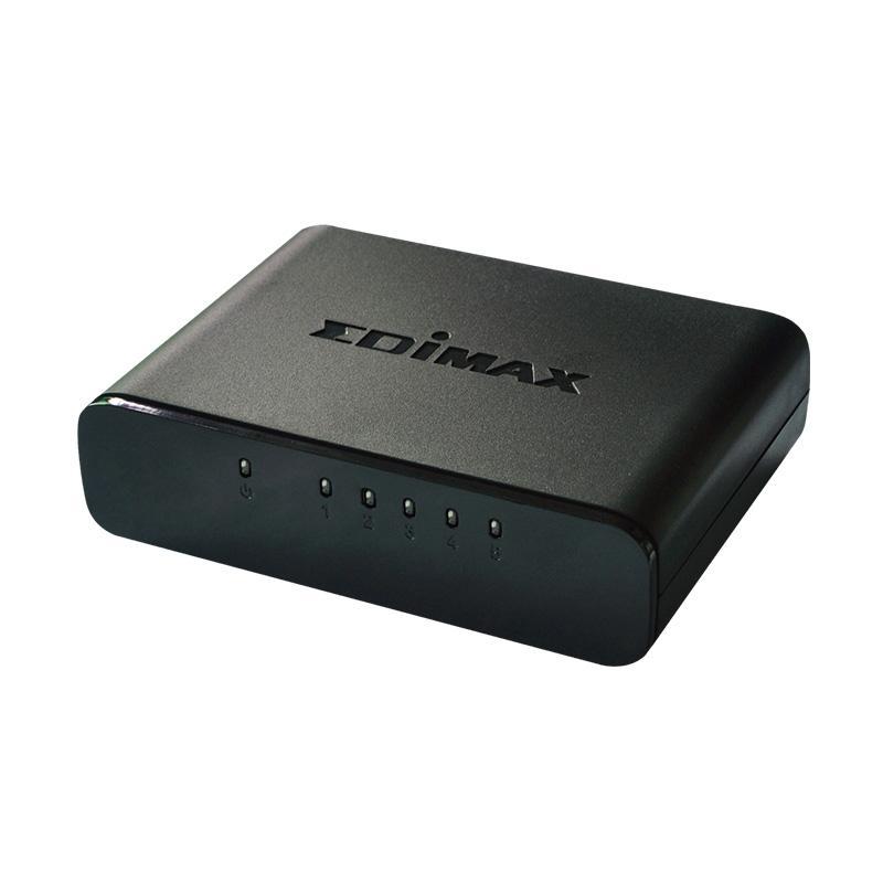 Edimax ES-3305P 5-Port Fast Ethernet Desktop Switch