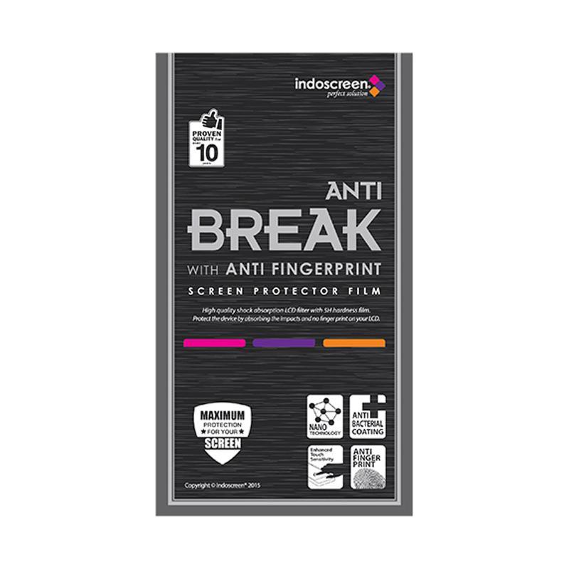 Indoscreen Anti Break Screen Protector for Samsung Galaxy A3 2017 - Clear