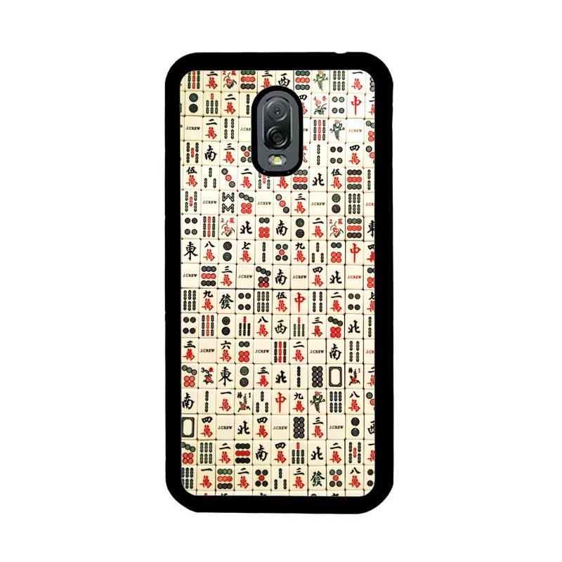 harga Flazzstore Mahjong Y2167 Custom Casing for Samsung Galaxy J7 Plus Blibli.com
