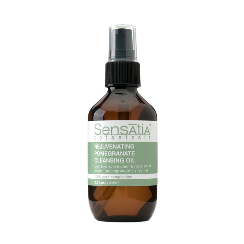 Sensatia Botanicals Rejuvenating Pomegranate Cleansing Oil