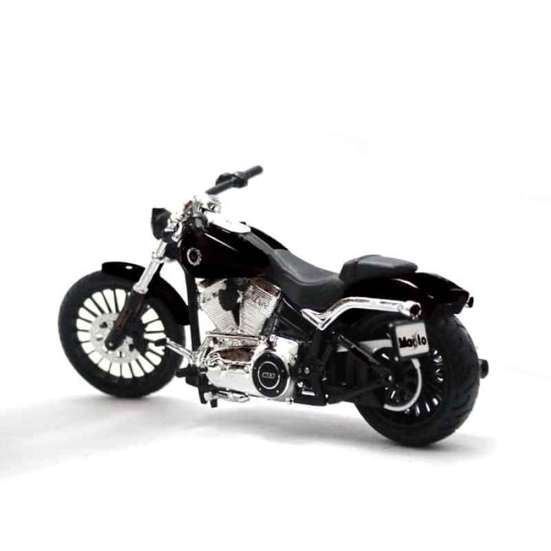 Harley Davidson Motorcycles >> Oem Motor Harley Davidson Motorcycles 2016 Breakout Diecast Miniatur Hitam