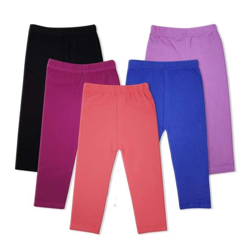Jual Wakakids Premium Celana Legging Bayi Anak Perempuan Motif Polos 6bulan Hingga 12tahun Online Oktober 2020 Blibli Com