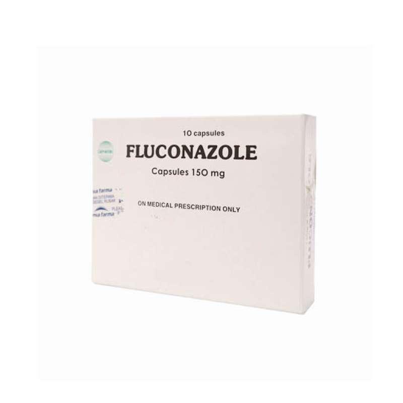 Generic Manufacturer Fluconazole 150 mg Obat Resep Dokter 1 Kapsul