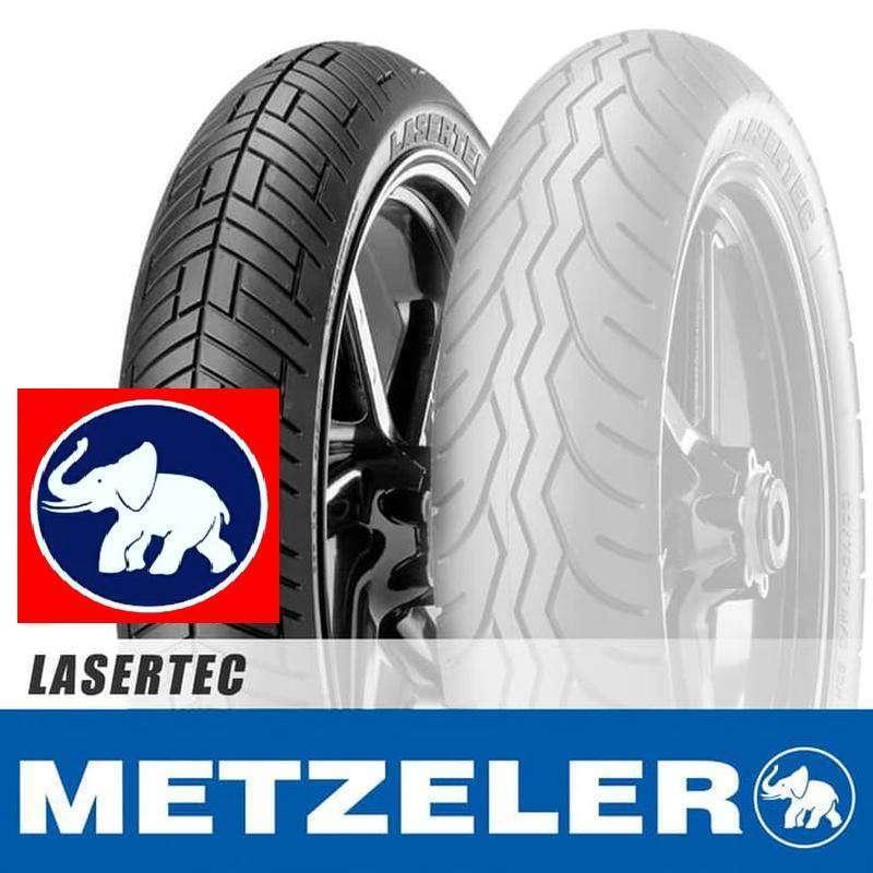 Ban Motor Import Metzeler Lasertec 100 90 19 57H Royal Enfield