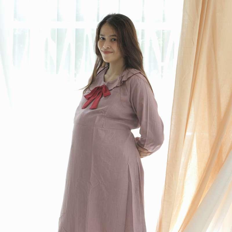 Jual Baju Dress Ibu Hamil Menyusui Muslim Gamis Modis Sailormoon Katun Adem Terbaru Modern Murah Gms 264 Online Februari 2021 Blibli