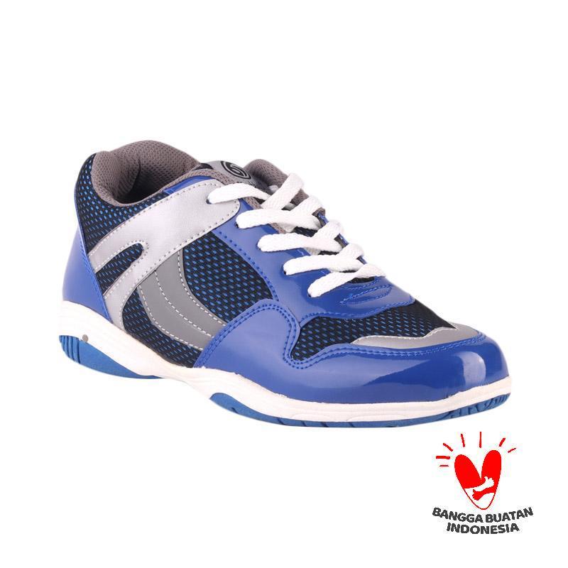 Blackkelly Luxembourg LAY 655 Sepatu Olahraga - Blue Black