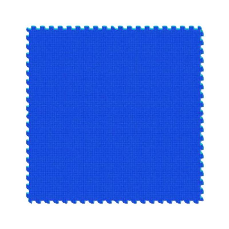 Evamats Puzzle Polos Alas Lantai - Blue [4 Pcs/60 x 60]