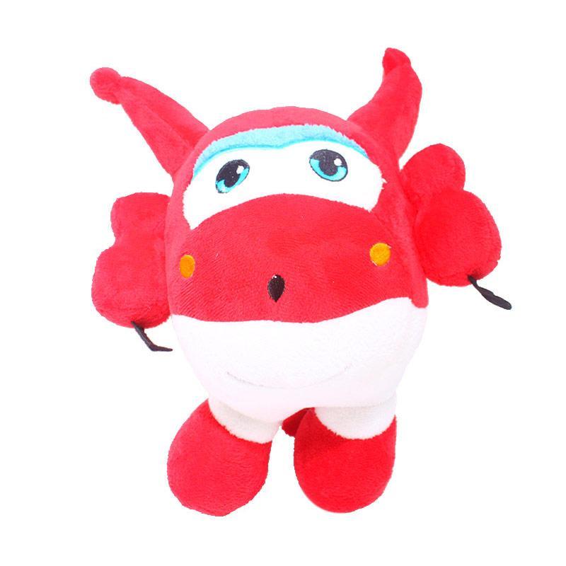 Istana Kado IKO00708 Superwings Jet Boneka - Merah