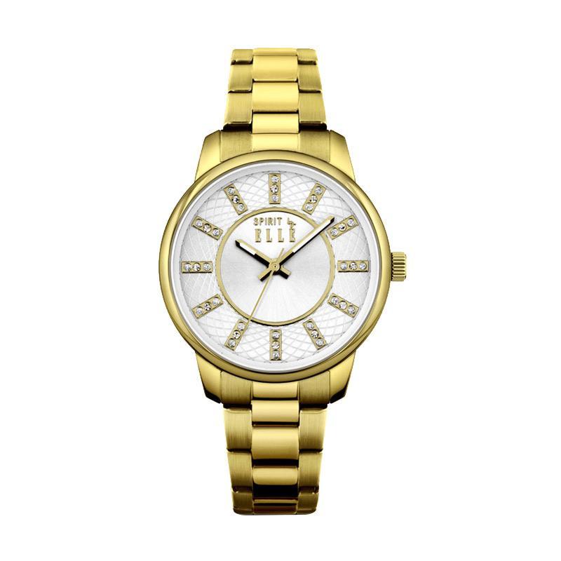 Elle Spirit ES20094B07X Stainless Bracelet Watches - Gold